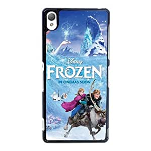 Sony Xperia Z3 Cell Phone Case Black Frozen YT3RN2587306