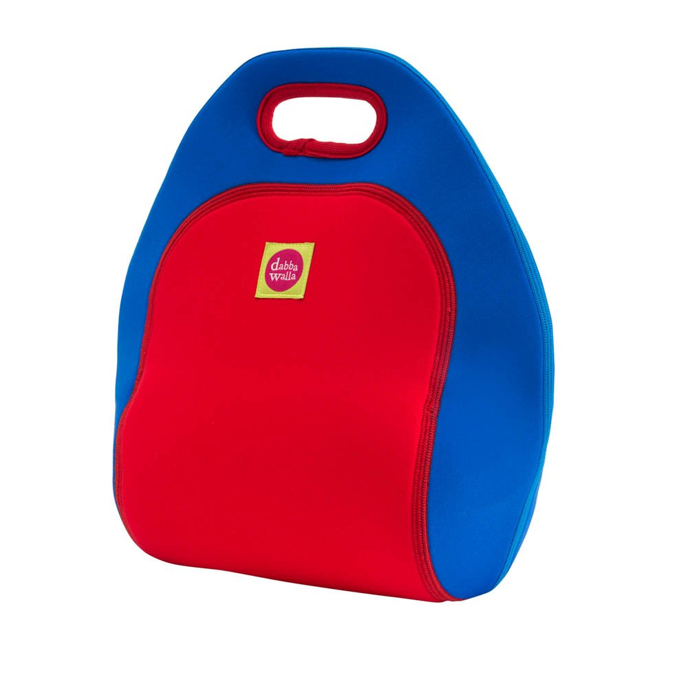 Dabbawalla Bags Fast Track Insulated and Machine Washable Race Car Lunch Bag  for Kids 567ef60ce6b8e