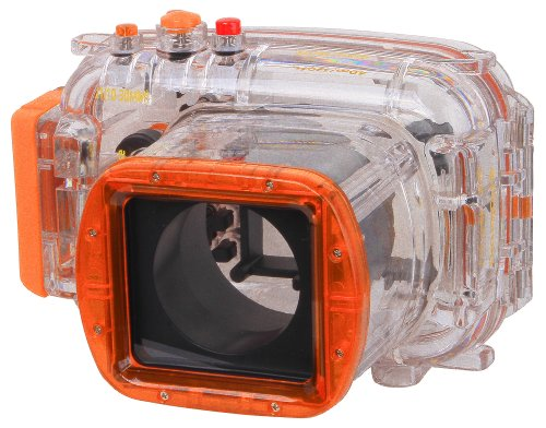 40M Underwater Housing Camera Case For Nikon J1 - 1