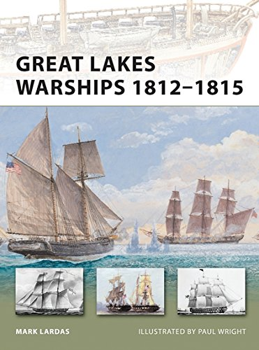 Download Great Lakes Warships 1812–1815 (New Vanguard) ebook