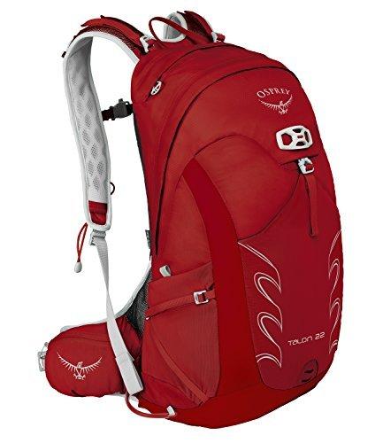 Osprey Packs Osprey Talon 22 Backpack, Martian 赤, M/l, Medium/Large [並行輸入品]