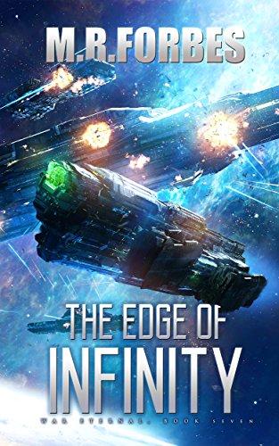 The Edge of Infinity (War Eternal Book 7) ()