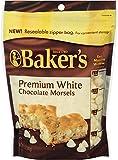 Baker's Premium White Chocolate Morsels, 12 oz