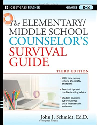 Amazon.com: The Elementary / Middle School Counselor's Survival ...