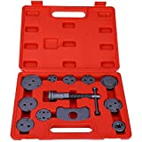 GAOHOU 12x Brake Caliper Piston Rewind Back Tool Kit Brake Disc Remover Car Service