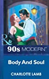 Body and Soul by Charlotte Lamb front cover