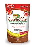 Raw Cocoa and Flax Seed Powder Blend Formula Cocoaflax