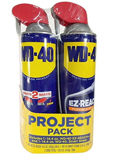 WD 40 EZ Reach 14 4oz Project Multi Use