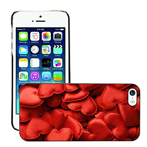 Premio Sottile Slim Cassa Custodia Case Cover Shell // V00001726 La Saint Valentin // Apple iPhone 5 5S 5G