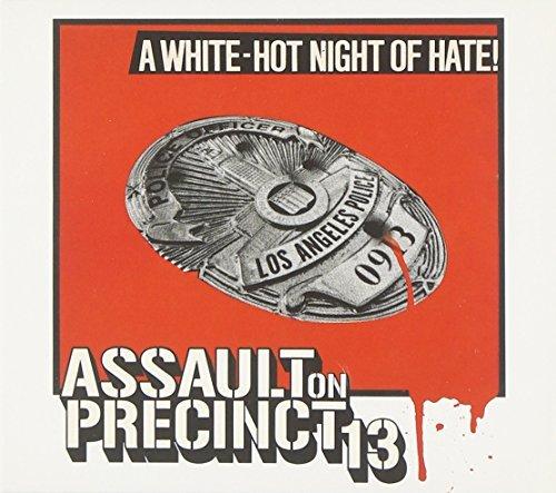 Assault On Precinct 13 by John Carpenter (2013-11-25)