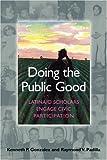Doing the Public Good, , 1579222633