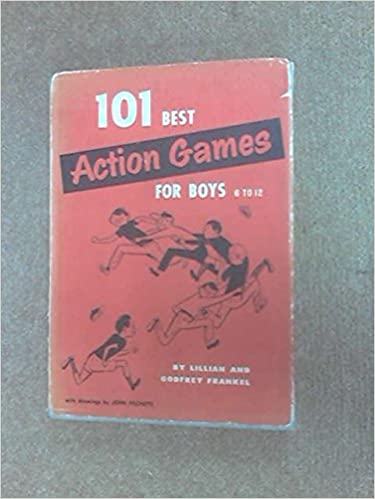 Best Action Books For Boys