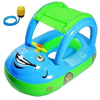 UNTIL YOU Y # x3010; Hasta Que y # x3011; inflable bebé flotador asiento