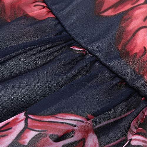 FRAUIT Vestiti Premaman Donna Estate Vestiti Donne Incinte Gonne Fotografiche di maternità Maternity Dress Photography… Premaman