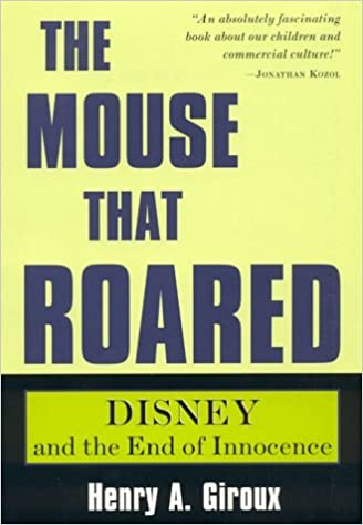 The mouse that roared disney and the end of innocence culture and the mouse that roared disney and the end of innocence culture and education series by giroux henry a 1999 04 28 hardcover amazon books publicscrutiny Image collections