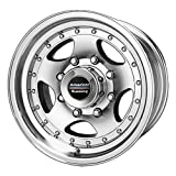 American Racing AR23 Machined Wheel with Clear Coat (15x7''/5x4.75'')