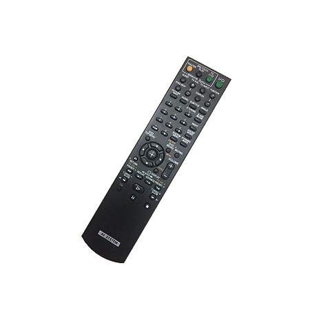Amazon.com: Fácil mando a distancia de repuesto para SONY ...