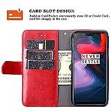 One Plus 6 Wallet Case,OnePlus 6 Case,Wallet Case