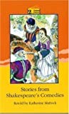 Stories from Shakespeare's Comedies, William Shakespeare, 0195863011