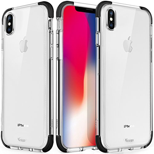 iPhone X Case Yesgo iPhone 10 Case Cover (Large Image)