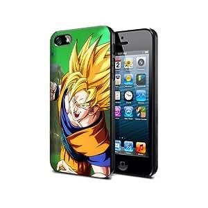 Dgz10 Silicone Cover Case Samsung Galaxy S4 Dragonball Z Goku Game