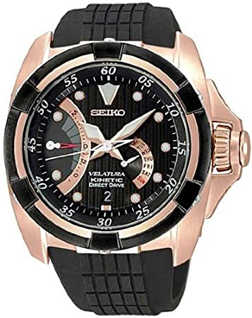Image Unavailable. Image not available for. Color  Seiko Velatura Kinetic  Direct Drive SRH006P1 93c41ed0ac