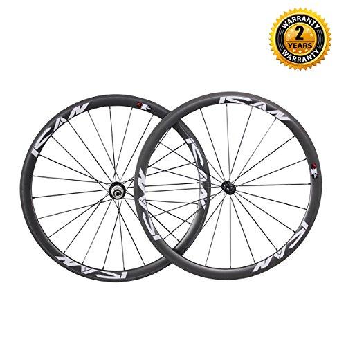 700c carbon clincher wheelset - 5