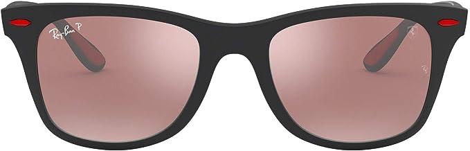 Ray-Ban 0RB4195MF Gafas, Mehrfarbig, 52 Unisex Adulto: Amazon.es: Ropa y accesorios