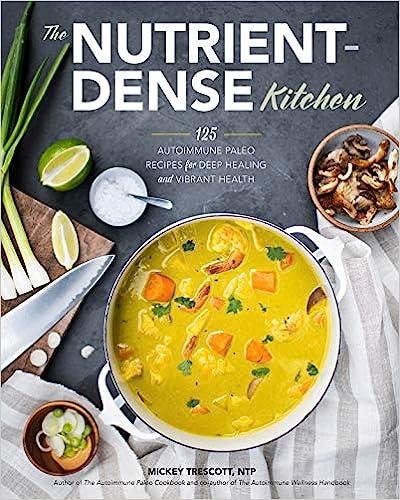 the nutrient-dense kitchen book 2019 cookbook