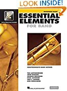 #1: Essential Elements for Band - Book 1 with EEi: Trombone