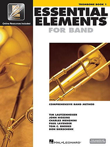 Essential Elements for Band - Book 1 with EEi: - Music Book Essentials