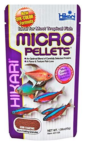 Wafers Micro Hikari (Hikari Tropical Micro Pellets 45 G. By Carino)