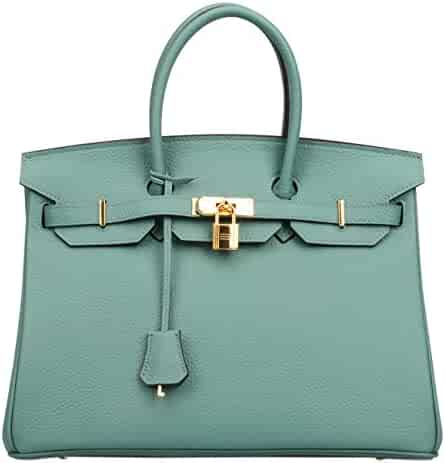109612dbd1 Shopping Leather - Greens - Top-Handle Bags - Handbags   Wallets ...