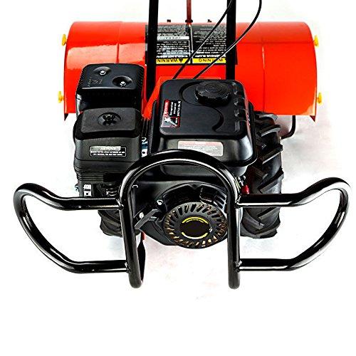 Motocultor De Gasolina 65hp Ancho De Trabajo 70cm Potente Y Manejable Certificado Ce Con Arranque Electrico