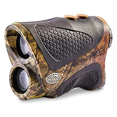 Halo XRT 750 Yard Laser Rangefinder, Mossy Oak Break-Up Country Camo from Halo