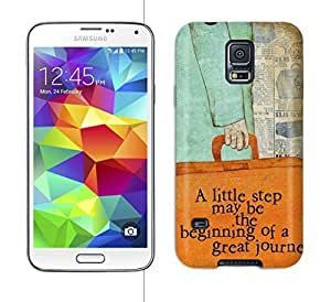 New Design On Case Cover For Galaxy S5