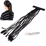 usongs rt fashion fringed hair braided wig braids plug pops circle played a personalized hair accessories