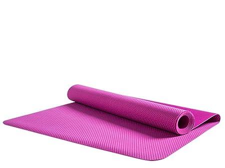 Giow Colchonetas de Yoga, Manta de Yoga Plegable ...