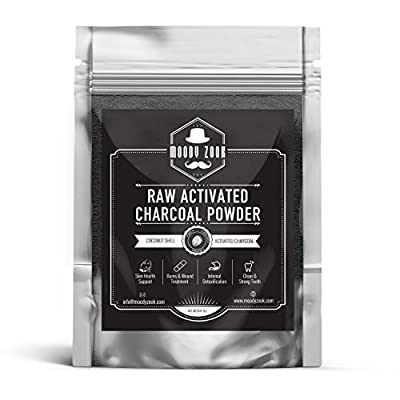 Moody Zook Activated Charcoal Powder from Moody Zook