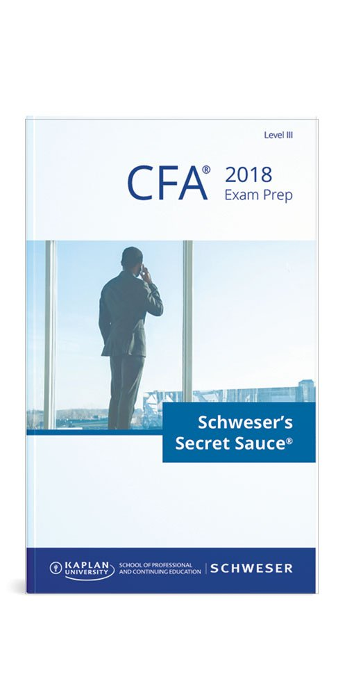 cfa level 3 secret sauce 2017 pdf