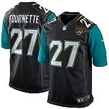 Leonard Fournette Jacksonville Jaguars Nike Black Game Jersey - Men's Medium