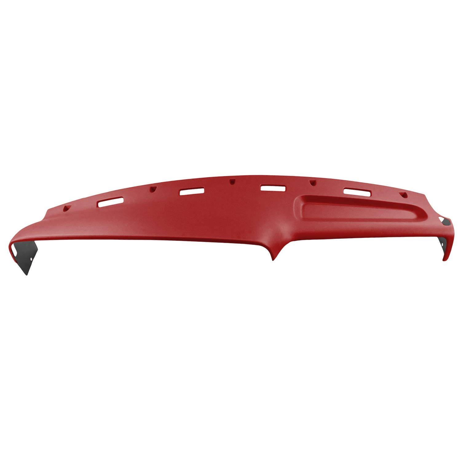 DashSkin Molded Dash Cover Compatible with 94-97 Dodge Ram in Crimson Red
