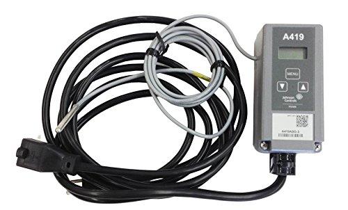 Johnson Controls A419ABG-3C Digital Thermostat Control Unit