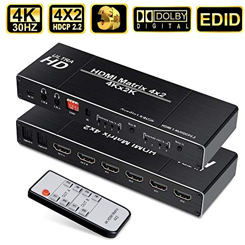 Most Popular Audio Video Selector Switch Boxes