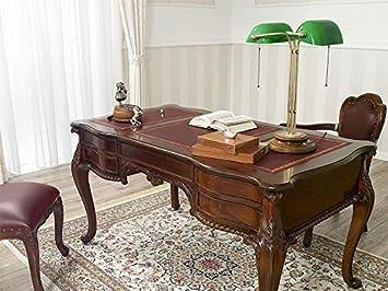 Simone guarracino bureau sécrétaire diana style chippendale