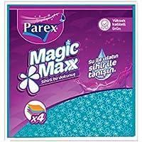 Parex Magic Maxx Temizlik Bezi 4'Lü 1 Paket (1 x 4 Adet)
