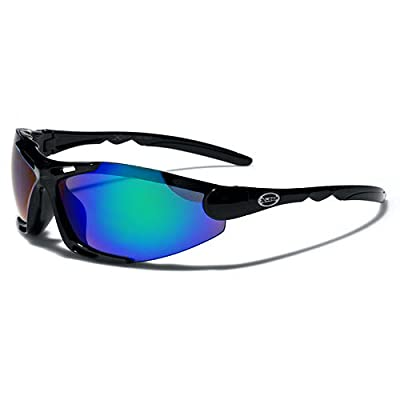 11f520c5372838 X-Loop Lunettes de Soleil - Sport - Cyclisme - Ski - Vtt - Running - Trail  - Moto - Tennis   Mod Blade Noir