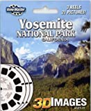 ViewMaster 3Reel Set - Yosemite National Park, California - 21 3D Images