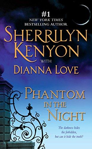 Phantom in the Night (B.A.D. Agency Book 2)