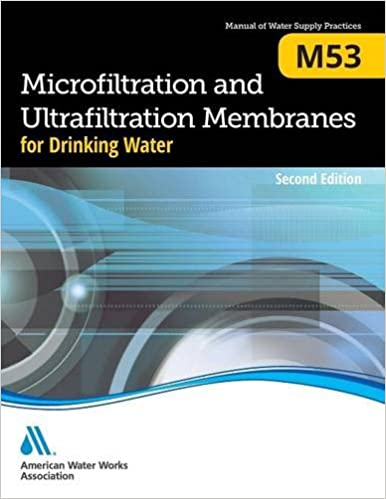 Book Microfiltration and Ultrafiltration Membranes for Drinking Water (M53), Second Edition: AWWA Manual of Practice